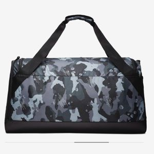 Nike Bags - Nike Brasilia Duffle Bag-GREEN CAMO-PRICE FIRM! 61896fddac6e6
